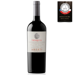 Vinho Chileno Tinto Assemblage Aresti Trisquel 750ml