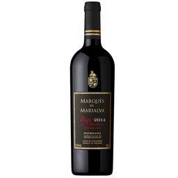 Vinho Português Tinto Baga Marquês de Marialva 750ml