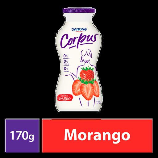 Corpus Iogurte Light Líquido Morango