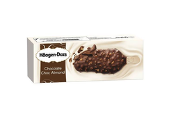Haagen Dazs Picolé Chocolate Com Amêndoas