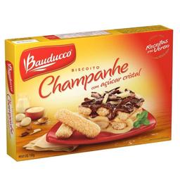 Biscoito Champanhe com Açúcar Cristal Bauducco 150g