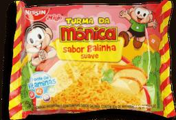 Macarrão Instantâneo Sabor Galinha Suave Nissin 85g