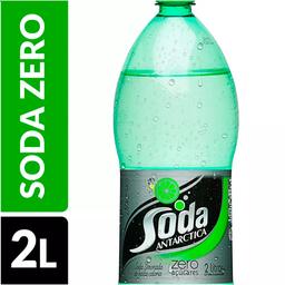 Refrigerante Soda Limonada Zero Antarctica 2 Litros