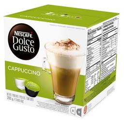 Nescafé Dolce Gusto Cappuccino 200g com 16 Cápsulas