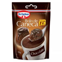 Mistura para Bolo de Caneca Chocolate Dr.Oetker 70g