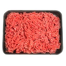 Carne Moída de Contra Filé Bovina Resfriada Bandeja