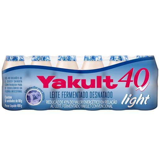 Yakult Leite Fermentado 40 Light