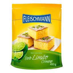 Mistura para Bolo de Limão Cremoso Fleschimann 450g