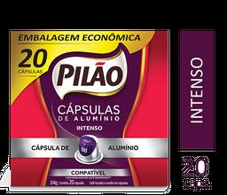 Pilão cápsulas de Café Lungo 8 - 20 cápsulas