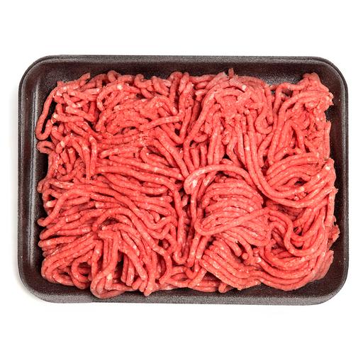 Carne Moída De Coxão Mole Bovina Resfriada Bandeja