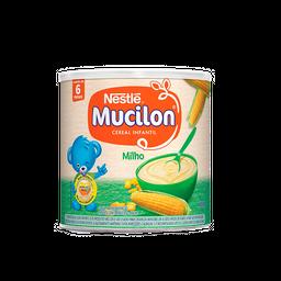Cereal infantil MUCILON milho 400g