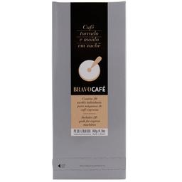 Café Bravo para Máquina de Café 140g com 20 Sachês