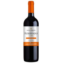 Vinho Chileno Tinto Carmenere Santa Carolina 750ml