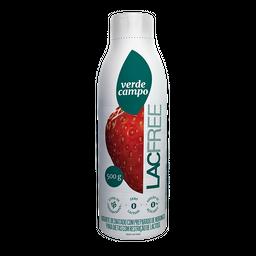 Iogurte Sem Lactose Sabor Morango Verde Campo 500g