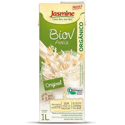 Bebida Vegetal Aveia Biov Orgânica Jasmine 1 Litro