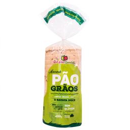 Pão de Forma sem Glúten com Grãos Grani Amici 450g