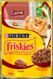 Friskies Carne Ao Molho 15X85G