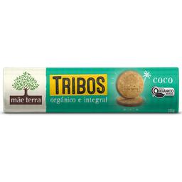 Biscoito Orgânico Sabor Coco Tribos Mãe Terra 130g
