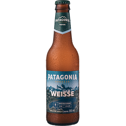 Cerveja Argentina Weisse Patagonia Long Neck 355ml