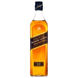 Whisky Escocês Black Label Johnnie Walker 1 Litro