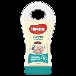 Shampoo Infantil HUGGIES Extra Suave - 200ml