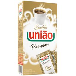 Açucar Granulado União Premium 200g com 40 sachês