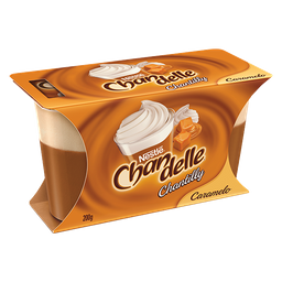 CHANDELLE Chantilly Caramelo 24x200g BR