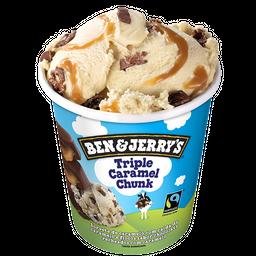 Ben & Jerry's Triple Caramel Chunk 458ml