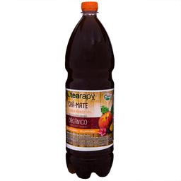 Chá Mate Orgânico Sabor Pêssego Tearapy 1,5 Litro