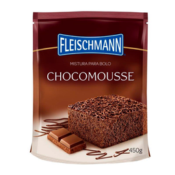 Mistura para Bolo de Chocomousse Fleschimann 450g