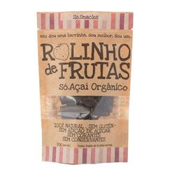Rolinho de Frutas com Açaí Orgânico Só Snacks 50g