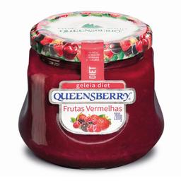Geleia de Frutas Vermelhas Diet Queensberry 280g
