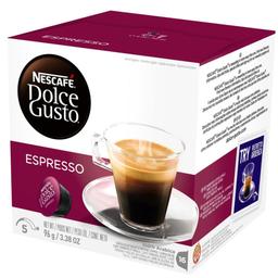 Nescafé Dolce Gusto Espresso 96g com 16 Cápsulas