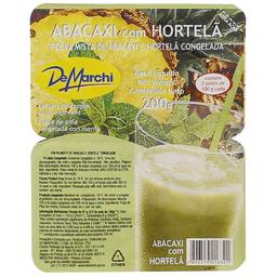 Polpa de Fruta Abacaxi com Hortelã Demarchi 200g