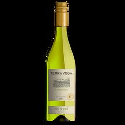 Vinho Chileno Branco Chardonnay Terra Vega 750ml