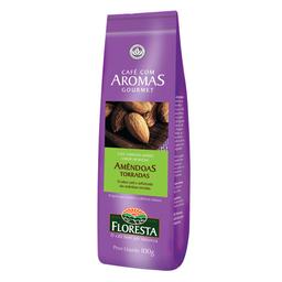 Café Aromatizado Amêndoas Torradas Floresta 100g