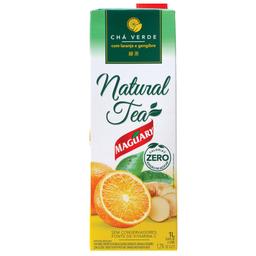 Chá Verde com Laranja e Gengibre Maguary 1 Litro