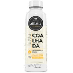 Coalhada Semidesnatada sem Açúcar Ati Latte 500g