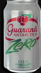 Refrigerante Guaraná Antarctica Zero Lata 350ml