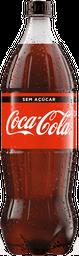 Refrigerante Coca-Cola sem Açúcar Pet 1,5 Litro