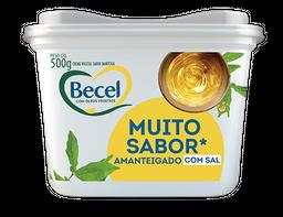 Margarina Becel Muito Sabor Amanteigado Com Sal 500 g