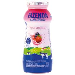 Iogurte Sabor Frutas Vermelhas Bela Vista 180ml