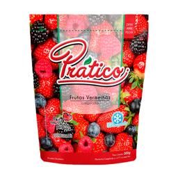 Mix de Frutas Vermelhas Congeladas Prático 300g