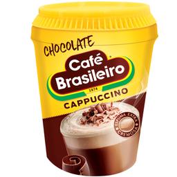 Cappuccino Sabor Chocolate Café Brasileiro 200g