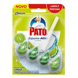 Limpador Sanitário Espuma Ativa Citrus Pato 48g