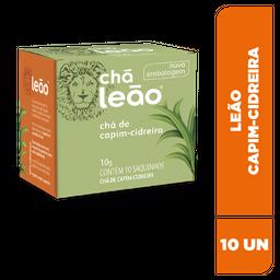 Chá Leão Capim-Cidreira - 10 Sachês