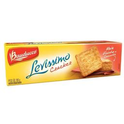 Biscoito Cream Cracker Levissimo Bauducco 200g