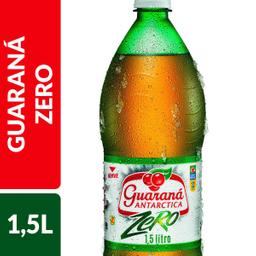Refrigerante Guaraná Antarctica Zero 1,5 Litro