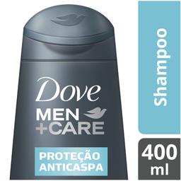 Shampoo Proteção Anticaspa Dove Men Care 400ml