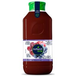 Suco Misto de Uva e Maça Natural One 1,5 Litro
